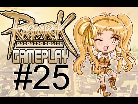 Let's Play Ragnarok Online! [Talon RO] #25: Eden Hunting Quests And Positivity!