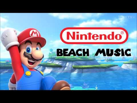 75 Minutes of Tropical And Beach Nintendo Music