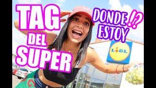 EL PEOR TAG DEL SUPER, EL MAS LEJANO Y ESCONDIDO!! *NO PUDE COMER NADA*