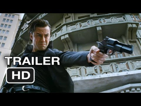 Looper Official Trailer #1 (2012) Joseph Gordon-Levitt, Bruce Willis Movie HD