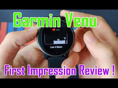 garmin-venu-first-impression-review!