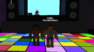 SIA CHEAP THRILL ~ Roblox style ft caitlinmayx
