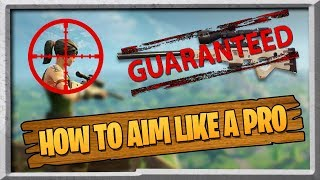 Advanced Guide to Aiming Like a PRO in Fortnite, Black Ops, PUBG, CS:GO!