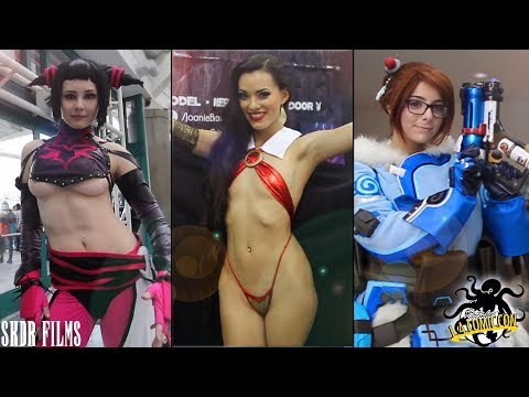 Stan Lee's LA Comic Con 2016 Cosplay Music Video - Take Flight/Scream