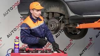 Comment changer Bras transversal BMW X5 (E53) - video gratuit en ligne