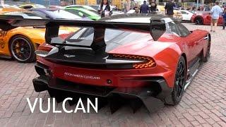 Aston Martin Vulcan 2016 Videos