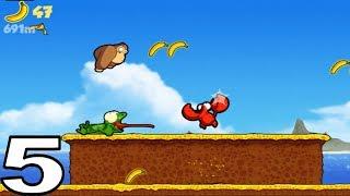 Banana Kong - Gameplay Walkthrough Part5 - (iOS, Android)