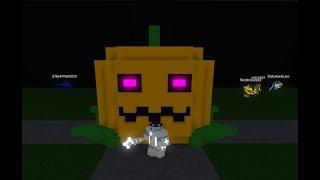 Pumpkin Boss Normal,Hard and Hell | Roblox Critical Strike