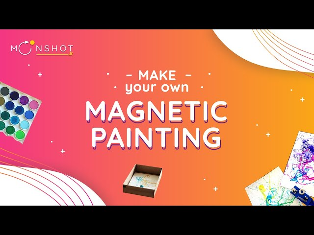 Make your own Magnetic Painting
