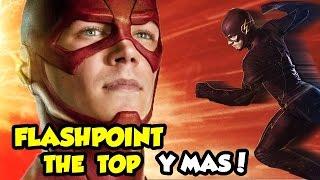 The Flash Temporada 3 THE TOP Confirmado, Duración de FLASHPOINT, Vuelve GRODD y MÁS!