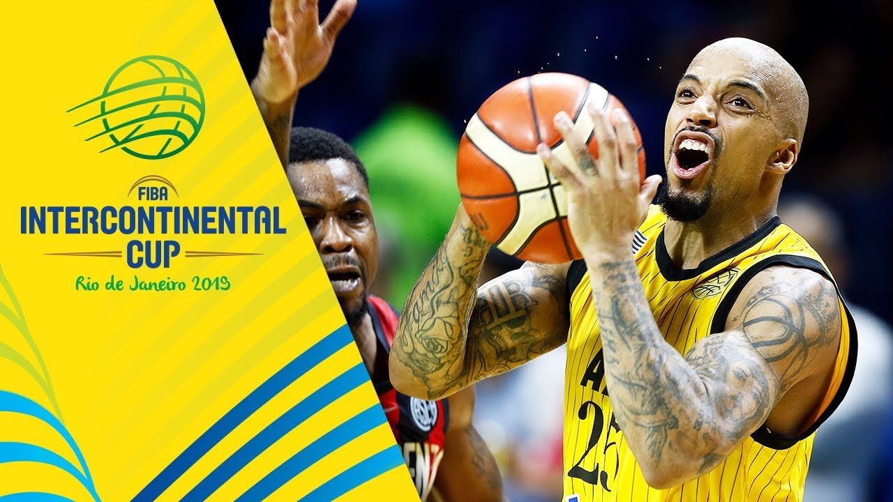 AEK's Jordan Theodore earns MVP of the FIBA Intercontinental Cup 2019