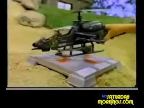 1983 GI Joe Headquarters Commercial