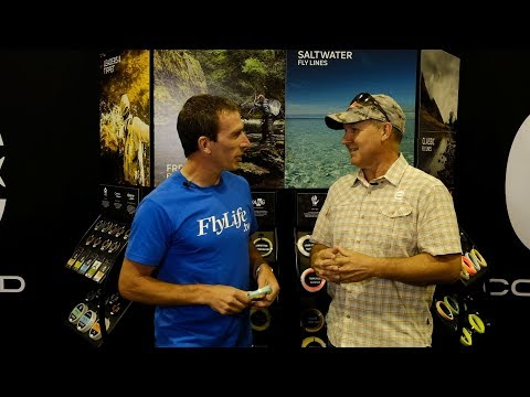 Cortland Rods, Tippet, Leaders And Lines - IFTD 2017