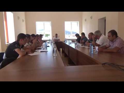 Սպիտակ համայնքի ավագանու հերթական նիստ 17.09.2018թ
