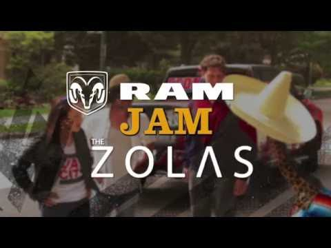 The Zolas - Swooner (Acoustic) CFOX Ram Jam