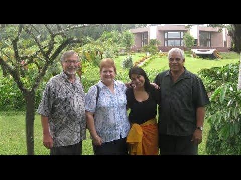 Karen & Peni Te'o - Life in Samoa