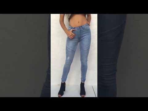 Nena and Pasadena Skinny Flight Pants