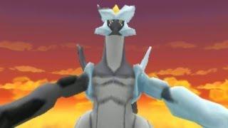 Pokemon MD: Gates To Infinity - Legendary Pokemon