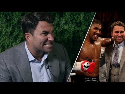EDDIE HEARN: THE TRUTH BEHIND BOXING!