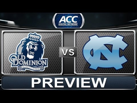Preview | ODU Vs North Carolina | ACC Digital Network
