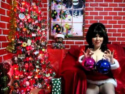 Elvira's Night Before Christmas - YouTube