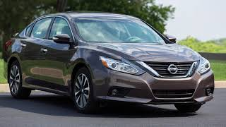 2018 Nissan Altima - Blind Spot Warning (BSW) (if so equipped)