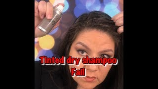 TINTED AG Hair Brunette Dry Shampoo REVIEW