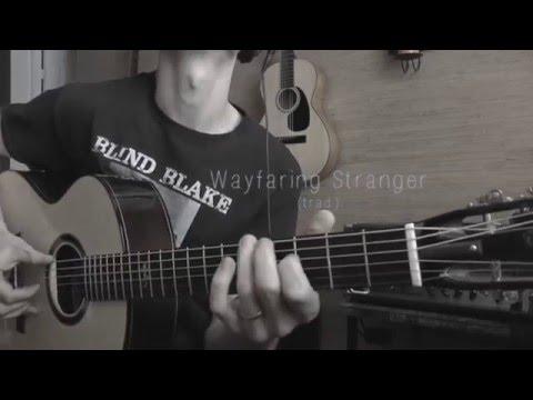 Wayfaring Stranger - fingerstyle guitar