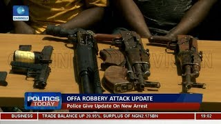 Police Give Update On Offa Robbery Attack |Politics Today|