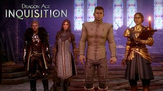 Dragon Age: Inquisition - Choice & Consequence Gameplay Trailer 60fps