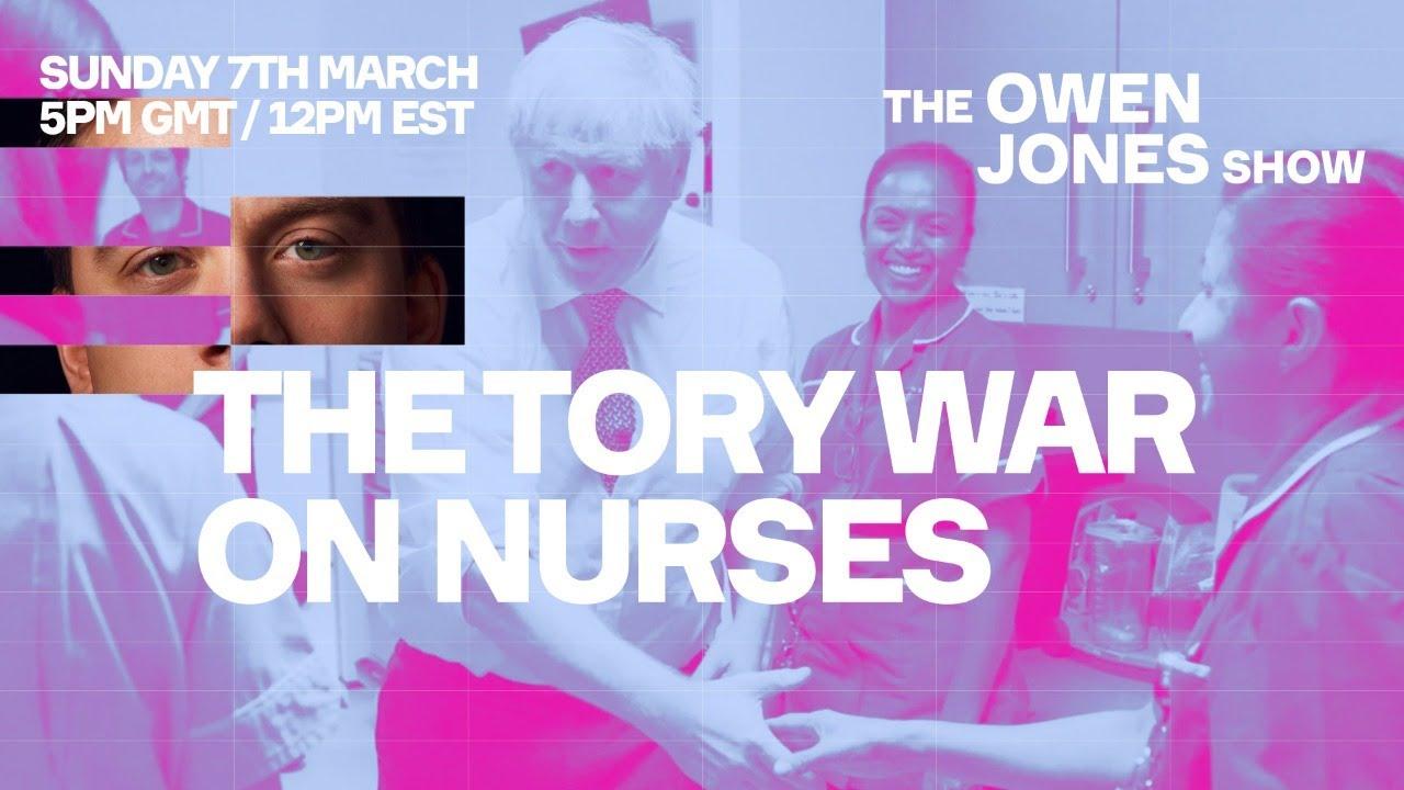 The Tory War on Nurses