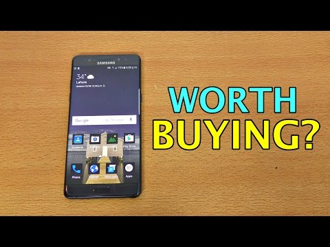 Samsung Galaxy Note 7 - 1 Week Later Review! (4K)