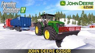 Farming Simulator 17 JOHN DEERE 6250R TRACTOR