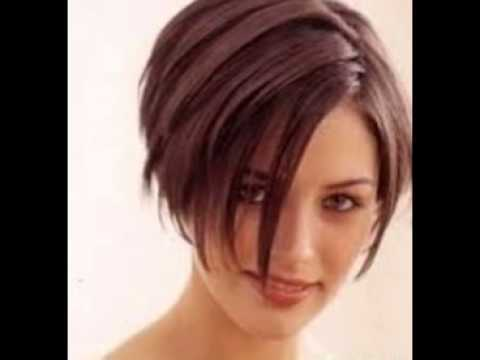 2014 short hairstyles for thick hair youtube urmus Image collections