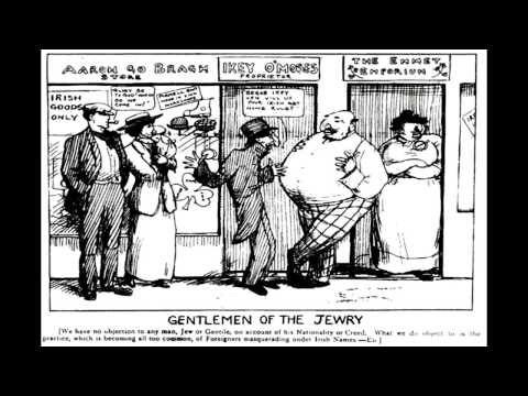Historical Antisemitism in Revolutionary Ireland.