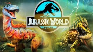 Impossible ALL VIP X9 Event - Jurassic World The Game