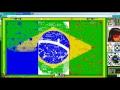 Pixelcanvas : Attaque du Brésil (3e live)