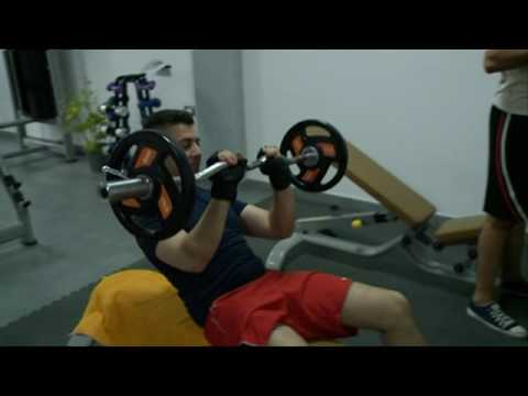 Kinesis gym and fitness Tirana Albania