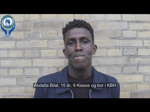 Interview med Abdalla Bilal [Somali Youth Outreach Program 2016]