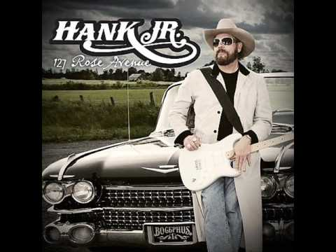 HANK JR-RED,WHITE,PINK SLIP BLUES