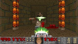 Final Doom: The Plutonia Experiment - Episode 1,2,3 Nightmare! All Secrets