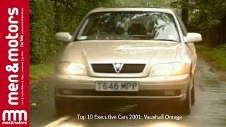 Top 10 Executive Cars 2001: Vauxhall Omega