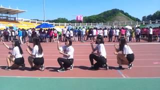 성수여고 댄스동아리 MECCA 연합체육대회