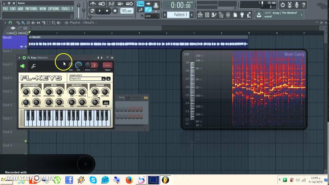FL Studio 20.0.5 key Archives