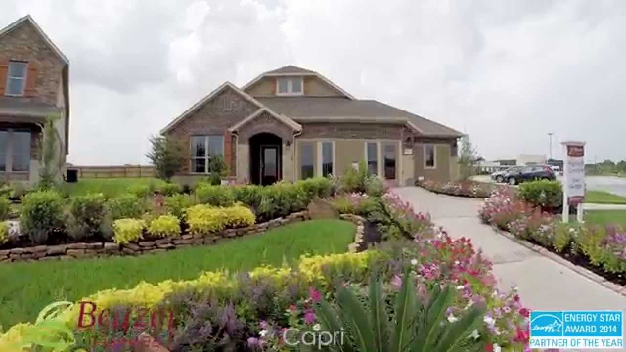 Beazer Homes The Capri Virtual Tour Youtube