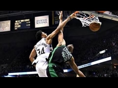 Best Dunks and Posterizes! NBA Playoffs 2018 Part 1