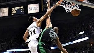 Best Dunks and Posterizes! NBA Playoffs 2018 Part 1