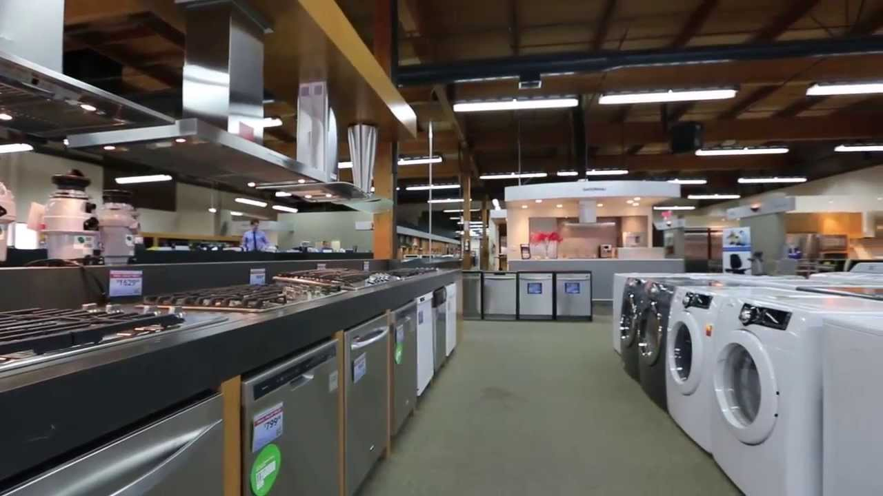 Trail Appliances Richmond Store - YouTube
