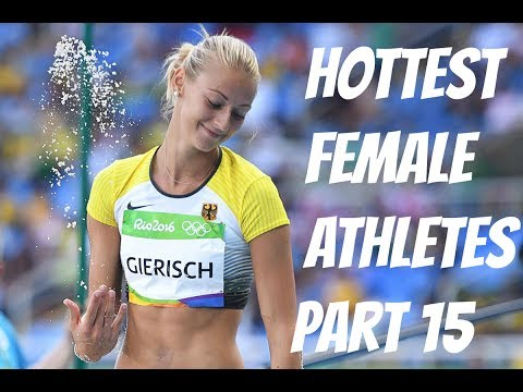 Beautiful and Sexy Women in Sports ● Hottest Female Athletes Part 15