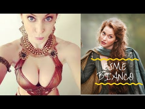 Esme Bianco Ros in Game of Thrones ➽ Rare Photos
